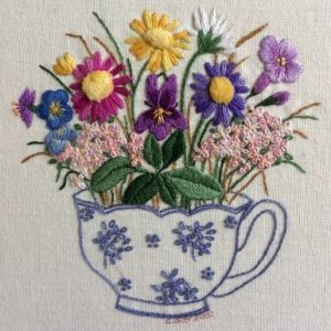 Little Cup of Flowers